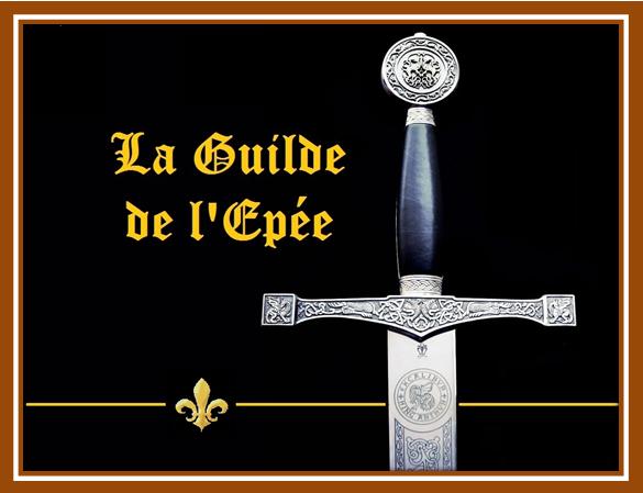 épée au moyen age